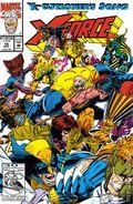 X-Force (1991 1st Series) 16U