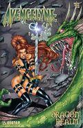 Avengelyne Dragon Realm (2001) 2B