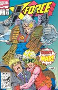 X-Force (1991 1st Series) 7