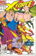 X-Force (1991 1st Series) 5