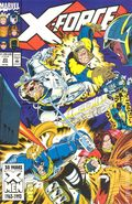 X-Force (1991 1st Series) 20