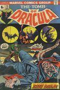 Tomb of Dracula (1972 1st Series) UK Edition 15UK