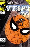 Web of Spider-Man (1985 1st Series) Annual 2