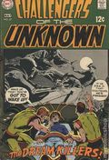 Challengers of the Unknown (1958 DC 1st Series) 67