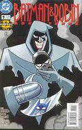 Batman and Robin Adventures (1996) Annual 1