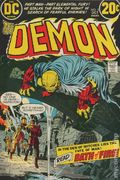 Demon (1972 1st Series) 2