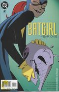 Batgirl Year One (2003) 2