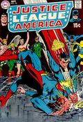 Justice League of America (1960 1st Series) 74