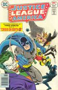 Justice League of America (1960 1st Series) 136