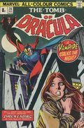Tomb of Dracula (1972 1st Series) UK Edition 26UK