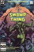 Swamp Thing (1982 2nd Series) 38