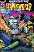 Hawkworld (1990) Annual 2