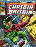 Captain Britain (1976-1977 Marvel UK) 26