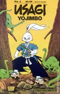 Usagi Yojimbo (1987 1st Series) 5