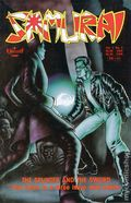 Samurai (1987 2nd Series Aircel) 3