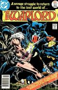 Warlord (1976 1st Series DC) 6
