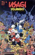 Usagi Yojimbo (1987 1st Series) 3