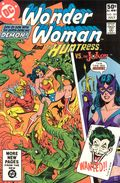 Wonder Woman (1942 1st Series DC) 281