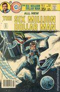 Six Million Dollar Man (1976 comic) 6