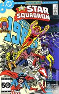 All Star Squadron (1981) 55