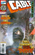 Cable (1993 1st Series) Annual 1999