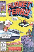 Planet Terry (1985 Marvel/Star Comics) 11
