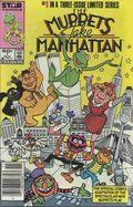 Muppets Take Manhattan (1984 Marvel/Star Comics) 1