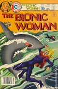 Bionic Woman (1977 Charlton) 2