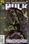 Incredible Hulk (1999 2nd series) Annual 2000