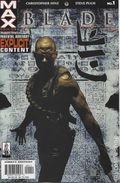 Blade (2002 2nd Series Marvel) 1