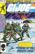 GI Joe (1982 Marvel) 2REP.2ND