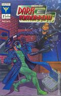 Green Hornet Dark Tomorrow (1993) 2