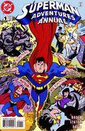 Superman Adventures (1996) Annual 1