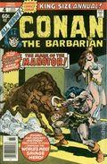 Conan the Barbarian (1970 Marvel) Annual 4