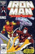 Iron Man (1968 1st Series) 215
