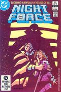 Night Force (1982 1st Series) 11