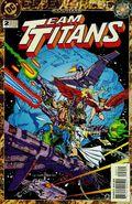 Team Titans (1992) Annual 2