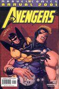 Avengers (1997 3rd Series) Annual 2001