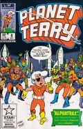 Planet Terry (1985 Marvel/Star Comics) 8