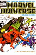 Official Handbook of the Marvel Universe Deluxe Edition (1985-1988 Marvel) 3