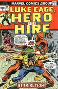 Power Man and Iron Fist (1972 Hero for Hire) 14