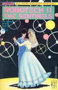 Robotech 2 The Sentinels Wedding Special (1989) 2