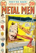 Metal Men (1963 1st Series) 42