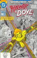 Hawk and Dove (1989) Annual 2