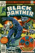 Black Panther (1977 Marvel 1st Series) 9