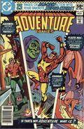 Adventure Comics (1938 1st Series) 477
