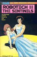 Robotech 2 The Sentinels Wedding Special (1989) 1