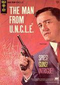 Man from U.N.C.L.E. (1965 Gold Key) 1