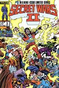 Secret Wars II (1985 Marvel) 9