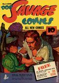 Doc Savage Comics Vol. 01 (1940) 1